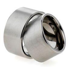 2 anillos de Bodas Anillos De Boda Anillo De Compromiso Titanio & Gravado Gratis