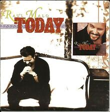 RAUL MALO Today RARE ADVANCE Card Sleeve Different Art PROMO CD SEALED Mavericks