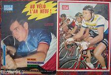 MIROIR DU CYCLISME n°81 ¤ 01/1967 ¤ CYCLO CROSS ¤ +PHOTO JEAN-CLAUDE LEFEBVRE