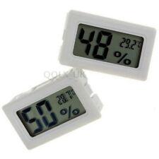 Digital LCD Hygrometer Temperature Humidity Meter Thermometer -50~70℃ 10%~99%RH