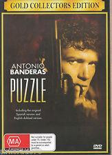 PUZZLE Antonio Banderas DVD All Zone