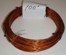 Thermocouple Wire, 20 Ga, Type K  Shielded Kapton Cover (100') K20-5-513-001