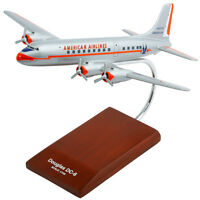 American Airlines Douglas DC-6 Desk Top Display Model 1/100 Aircraft ES Airplane