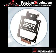 plaque d'immatriculation Bkr triumph vitesse triple 2011 port licence