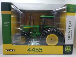 1/16 John Deere 4455 Collector Edition Tractor W/Duals & FWA NIB!