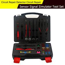 Automotive Sensor Signal Simulator Tool Set Circuit Repair Diode test