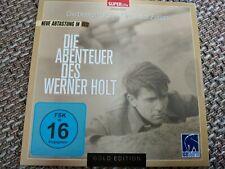 DVD  - Die Abenteuer des Werner Holt- DDR Kult