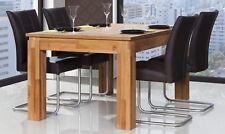 Esstisch Tisch ausziehbar MAISON Wildeiche massiv geölt 240/540x100 cm
