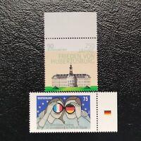 Alemania Federal año 2013 Castillo Hubertsbourg 250 aniversario  Nº 2812 y 2813