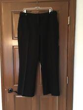 WOMENS EAST 5TH SIZE 16 DRESS PANTS BLACK