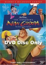 Disney The Emperor's New Groove DVD Disc Only   Region 1   Disc is Brand New