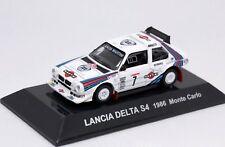 CM's 1/64 SS.5 Lancia Delta S4 1986 Monte Carlo Group B Rally WRC