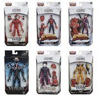 Marvel Legends Venom Wave Venompool BAF Set of 6 Figures Carnage IN STOCK