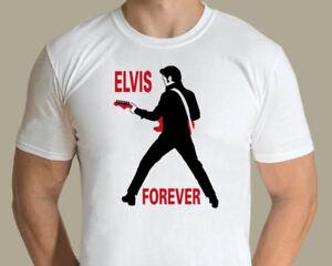 Elvis Presley - Elvis Forever T-shirt (Jarod Art Design)