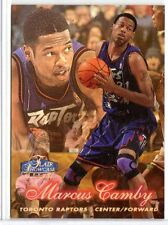 MARCUS CAMBY 1997-98 Flair Showcase Row 2 #19 ($.50 SHIPPING)