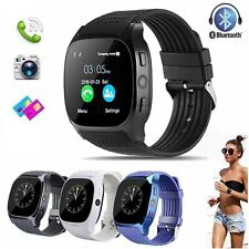 Smart Watch With Camera Facebook Whatsapp Support SIM TF Card Call Smartwatch