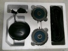 """Aquascape Double Outlet Pond Air 2, Aeration 0.28Cfm Valve 4""""Discs Rubber Gasket"""