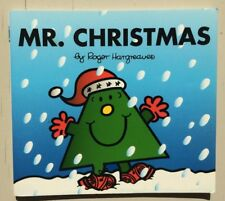 Mr. Christmas by Roger Hargreaves   Kinderweihnachtsbuch   in engl. Sprache