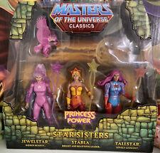 He-Man Masters Of The Universe Classics Star Sisters (Jewelstar,Starla,Tallstar)
