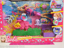 I CAN BE Barbie OCEAN TREASURE EXPLORER - Bath Time Play set - Ages 3+