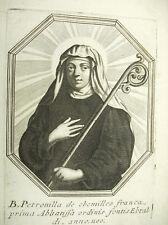 Pétronille de Chemillé Angers Michiel VAN LOCHOM XVIIe Duchesse d'Aiguillon 1639