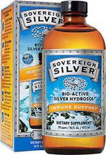 Sovereign Silver 16oz. Bottle