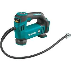 Makita DMP180ZX 18-Volt LXT Lithium-Ion Inflator up to 120PSI with 1 5.0 battery