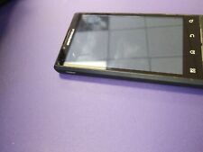 Motorola Triumph WX435 For Parts Only Does NOT TURN ON Read Description