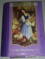 """*NEW & SEALED* """"Snow White"""" Book Box 500 Piece Aimee Stewart MasterPieces Puzzle"""