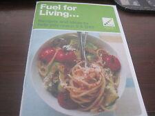 Ricette piccolo opuscolo 24 pagine di Carburante per vivere ricette & idee per raggiungere i 5 giorni