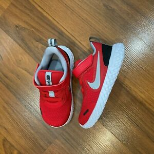 Nike Revolution 4 (TDV) SHOES Sneakers Toddler Boy's or Girl's Size 9 NEW