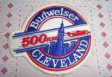 Vintage Budweiser 500KM Cleveland Indy Cars PATCH - 1982 or 83 I Believe  -
