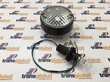 Land Rover Defender NAS Upgrade Round Reverse Light Lamp, Bulb & Lead - AMR3507