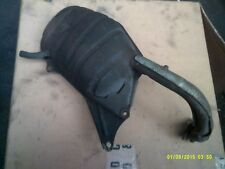 honda lead nh80 exhaust silencer tail pipe