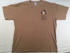 Vintage Tasmanian Devil Adult Xl T-Shirt 1998 There's My Opinion And Then.