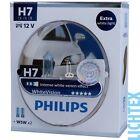 H7 + W5W PHILIPS WhiteVision - Xenon-Effekt Scheinwerfer Lampe DUO-Pack-Box NEU