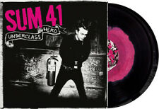 Sum 41 - Underclass Hero [New Vinyl] Black, Colored Vinyl, Pink