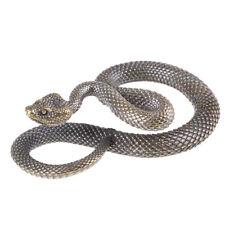 Brass keychain brass handmade key chain snake key ring HandBag PendantD.yu