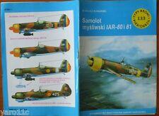 Romanian fighter IAR-80/81 - TBiU No 133