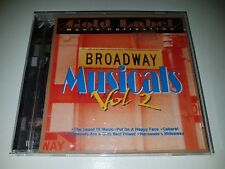 Broadway Musicals Vol. 2 - Various Artists  - 11 TRACK CD In VGC