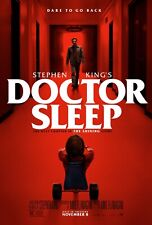 Doctor Sleep Original Movie Poster Double Sided Second Advance Style - McGregor