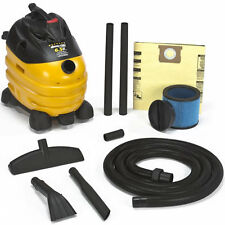 Shop-Vac 10-Gallon 6.5-HP Wet/Dry Vac w/ Removable Dolly