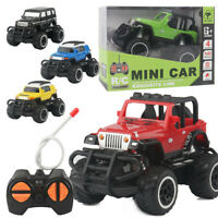 Drift Speed Remote Control Trucks RC Off-road Vehicle Kids Cars Toys Gift Child