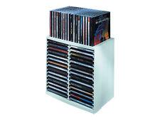 Fellowes 9823003 CD Spring - Platinum Grey