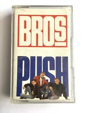 BROS - PUSH - Cassette 4606294 - WHEN WILL I BE FAMOUS, I OWE YOU NOTHING etc