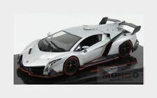 Lamborghini Veneno 2013 Silver IXO 1:43 CLC293