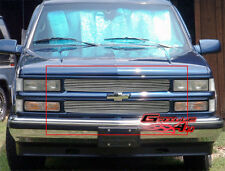 Aluminum Billet Grille For 94-99 C/K Pickup/Suburban/Tahoe/Blazer