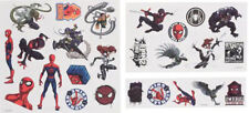 ULTIMATE SPIDERMAN TEMPORARY TATTOOS  birthday party supplies 25 pc FAVOR Marvel