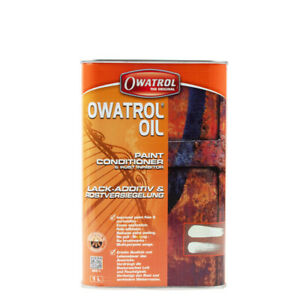 (24,50€/ L) Owatrol Öl 1L,  Kriechöl, Rostkonservierer, Lackadditiv