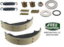 Brake shoe & Brake hardware kit John Deere 720 730 820 830 840 Tractor - Brakes